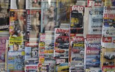 Kiosk Magazines Press
